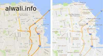 تحميل برنامج خرائط جوجل Google Maps للكمبيوتر