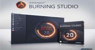 تحميل برنامج Ashampoo Burning Studio للكمبيوتر