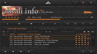 تحميل برنامج مشغل صوت AIMP للكمبيوتر