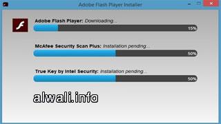 تحميل لعبة فلاش بلاير Flash Player للكمبيوتر