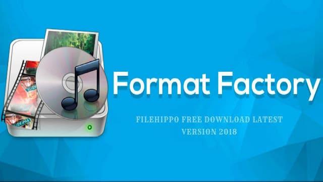 تحميل برنامج تحويل الصيغ Format Factory للكمبيوتر