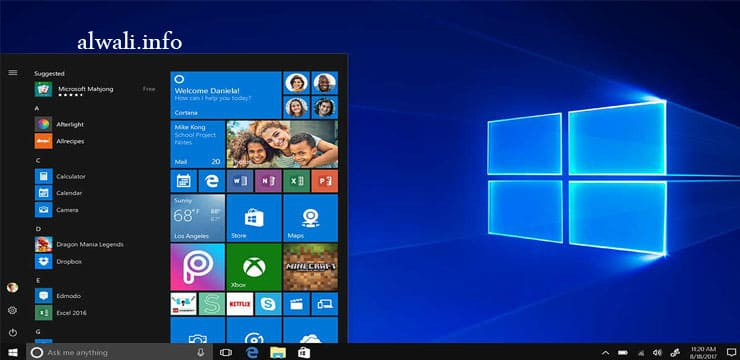 تحميل ويندوز 10 windows للكمبيوتر