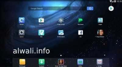 تحميل برنامج Nox App Player محاكي الأندرويد للكمبيوتر