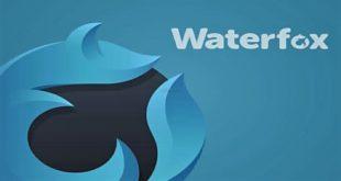 تحميل متصفح وترفوكس Waterfox 2020 كامل للكمبيوتر مجاناً