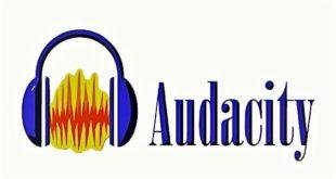 تحميل برنامج أوداسيتي Audacity للتسجيل الصوتي والمونتاج للكمبيوتر مجانا
