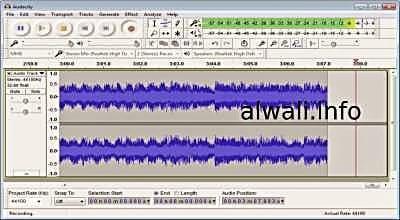 تحميل برنامج أوداسيتي Audacity للتسجيل الصوتي والمونتاج للكمبيوتر
