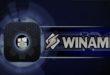 تحميل برنامج وين أمب Winamp مشغل الوسائط كامل للكمبيوتر مجاناًَ