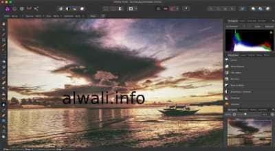 تحميل برنامج Affinity Photo لـ تعديل الصور للكمبيوتر