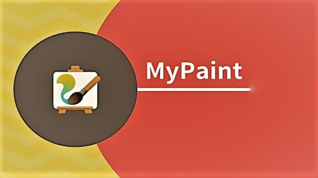 تحميل برنامج محرر الرسومات MyPaint للكمبيوتر
