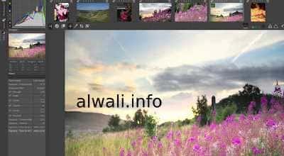 تحميل برنامج RawTherapee لمعالجة وتعديل الصور للكمبيوتر