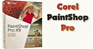 تحميل برنامج corel paintshop pro لتصميم وتعديل الصور للكمبيوتر
