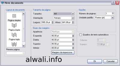 تحميل برنامج Scribus لنشر سطح المكتب للكمبيوتر