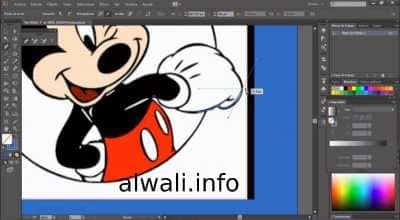 تحميل برنامج أدوبي إليستريتور adobe illustrator للكمبيوتر