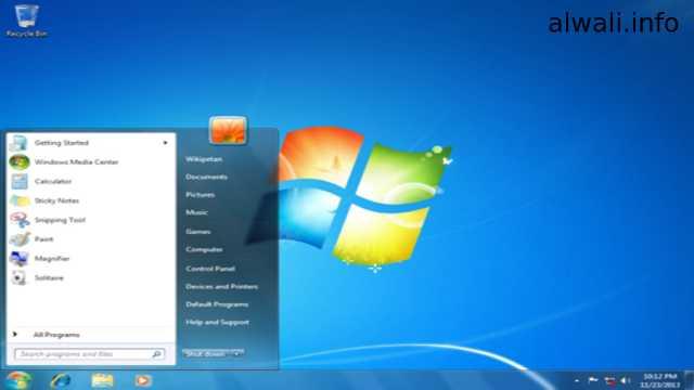 تحميل ويندوز 7 Windows كامل النسخة الأصلية للكمبيوتر