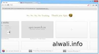 تحميل متصفح الويب Epic Browser الأكثر أماناً للكمبيوتر