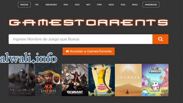 مواقع تحميل الألعاب بالتورنت Game Torrent
