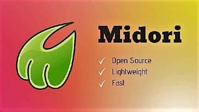 تحميل متصفح ميدوري Midori browser كامل للكمبيوتر مجاناً