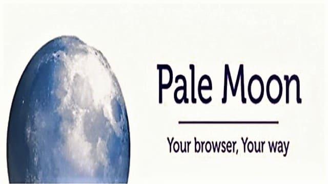 تحميل متصفح الويب Pale Moon آخر إصدار للكمبيوتر مجاناً