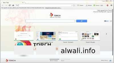 تحميل متصفح تورش Torch Browser للكمبيوتر