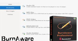 تحميل برنامج BurnAware