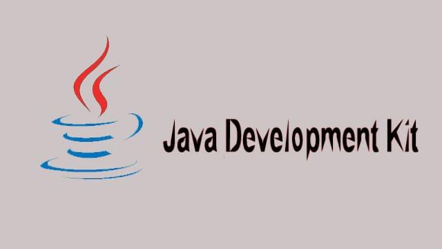 تحميل برنامج Java Development Kit