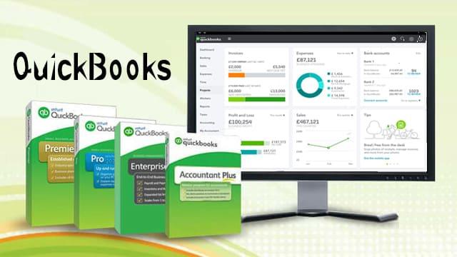 تحميل برنامج QuickBooks