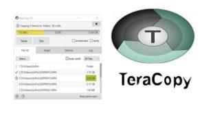 تحميل برنامج TeraCopy