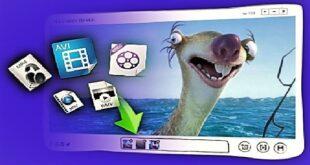 برنامج لدمج الفيديوهات والصور