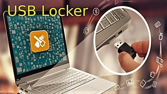 تنزيل برنامج USB Locker لقفل الفلاشة وحمايتها بكلمة مرور