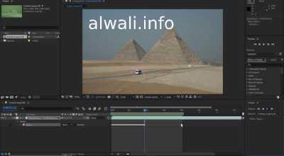 تحميل برنامج افتر افكت Adobe After Effects مفعل مدى الحياة
