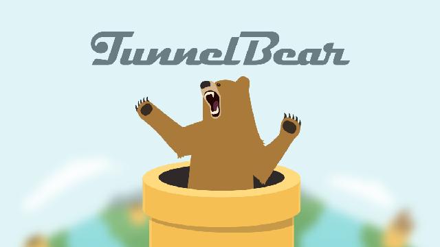 تحميل برنامج TunnelBear كامل الأصلي للكمبيوتر مجاناً